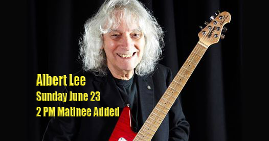 Albert Lee in Concert