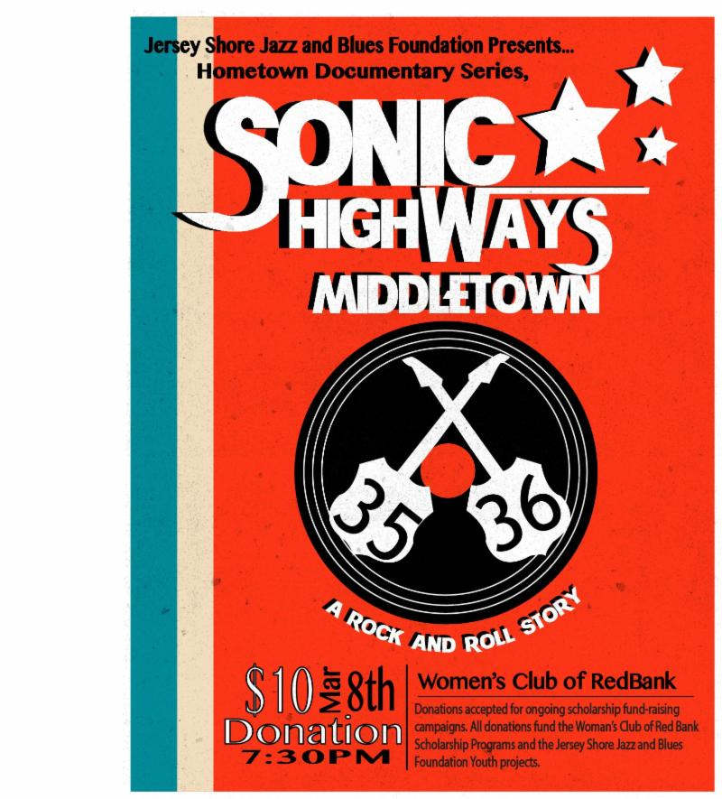 Sonic Highways Middletown