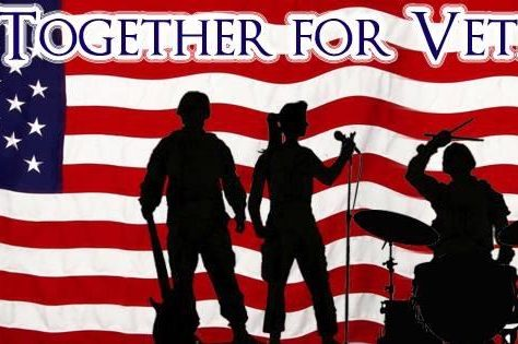band together for veterans