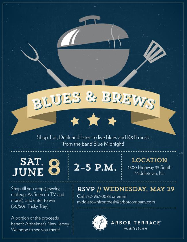 2019 Blues & Brews in Middletown NJ