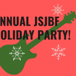 Annual JSJBF Holiday Party