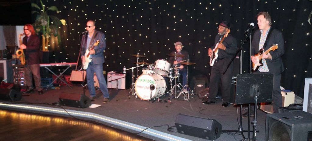Peter V Blues Train band