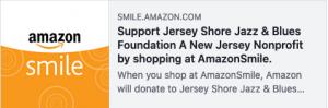 amazon smile for JSJBF
