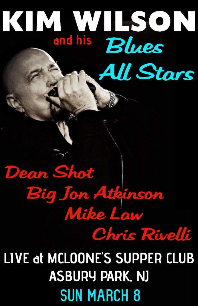Kim Wilson and Blues All-Stars