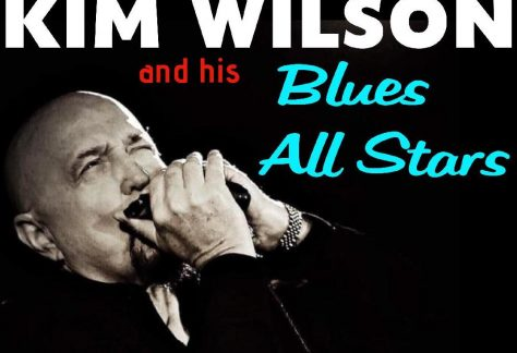 Kim Wilson and his Blues All Stars