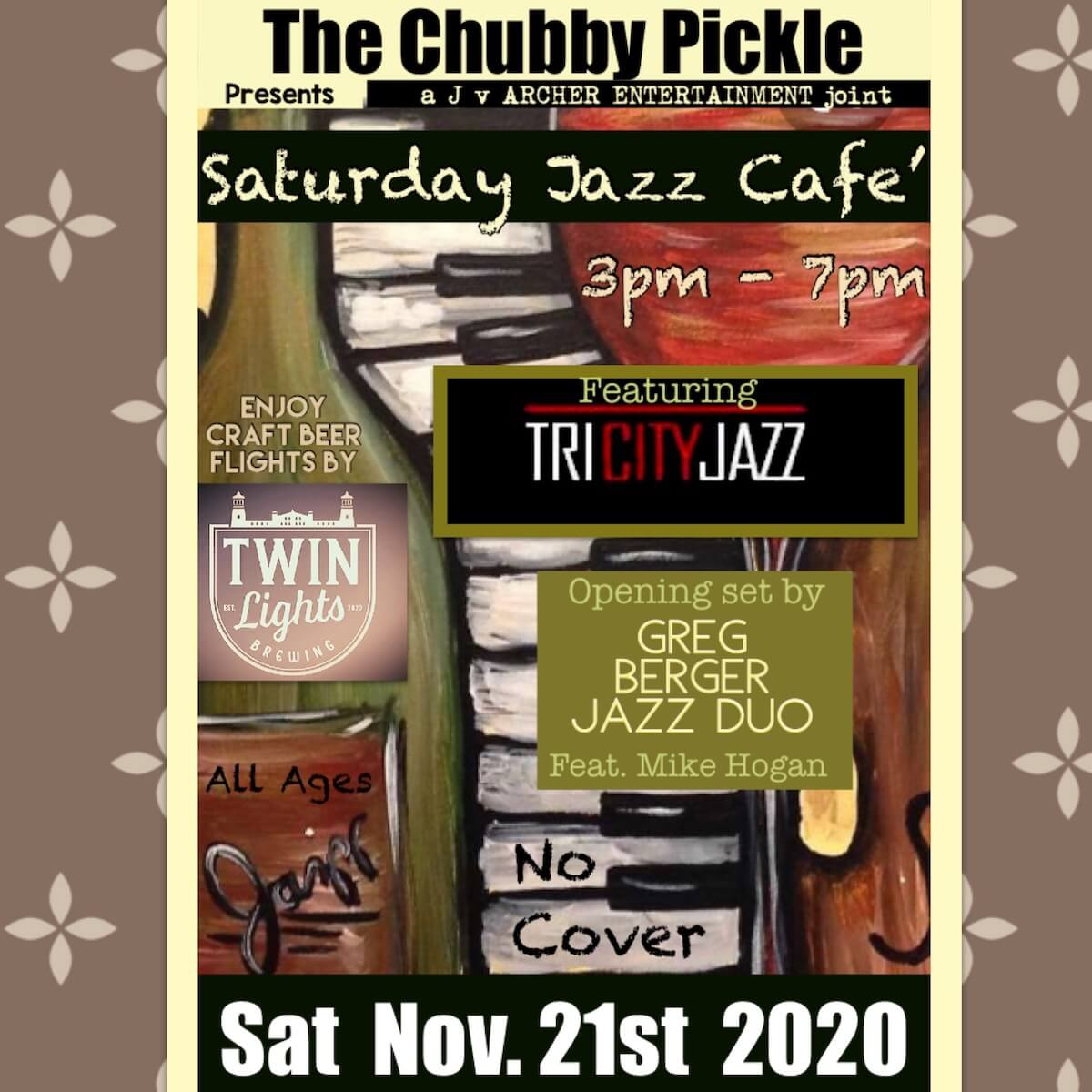 Saturday Jazz Café