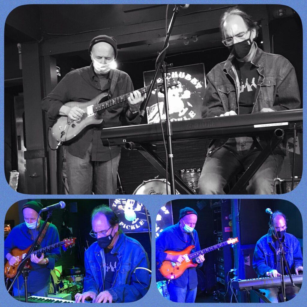 Greg Berger Jazz Duo