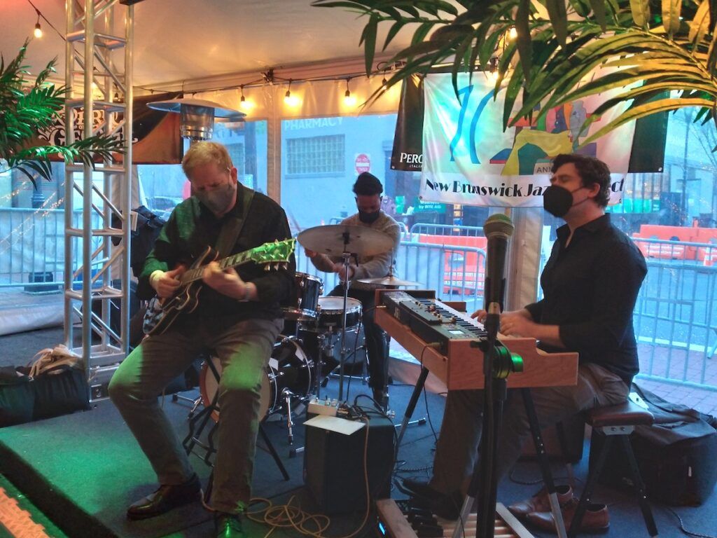 Stryker's Blues Grooves Soothe Souls During On-Going Pandemic