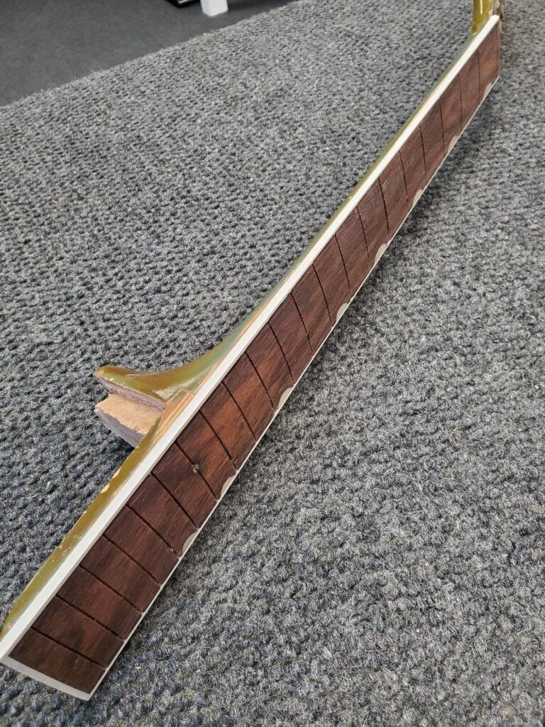 Gretsch guitar neck