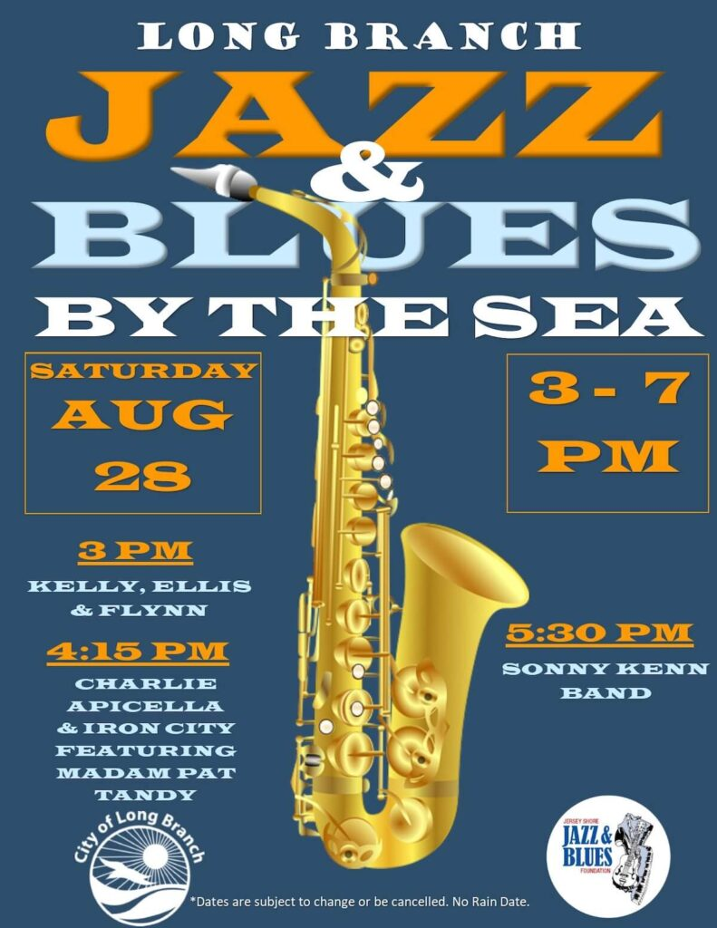 Long Branch Jazz & Blues by the Sea