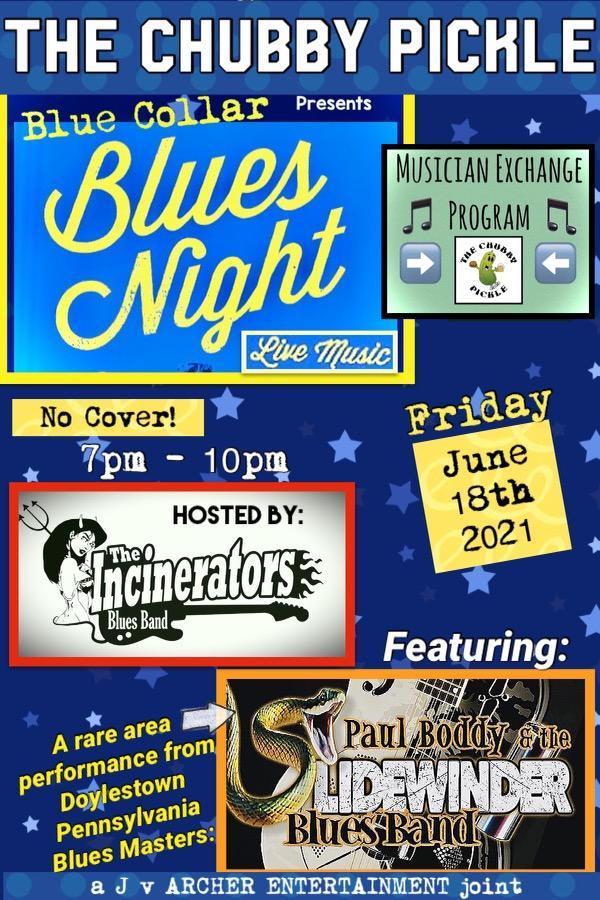 June Blue Collar Blues