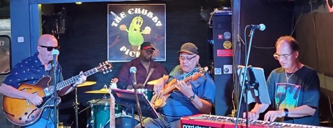 Jazz Café Heats Up In July