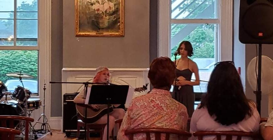 Youth Open Mic Night back at Woman's Club