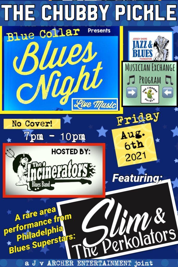 Blue Collar Blues Night