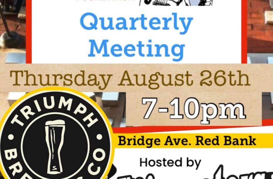 Quarterly JSJBF Meeting