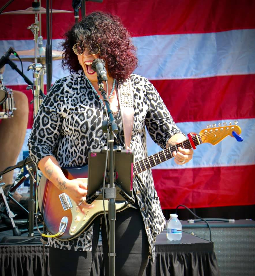 Photos from the Marlboro Veterans Blues and BBQ Festival!