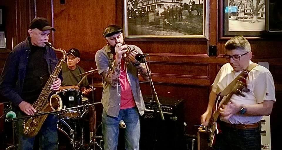 JSJBF Blues Jam @ The Colt's Neck Inn!