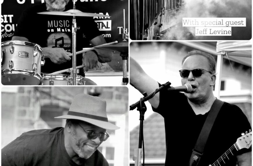 Reckless Steamy Nights – Fri. Sept 24, with Peter Veteska and Blues Train