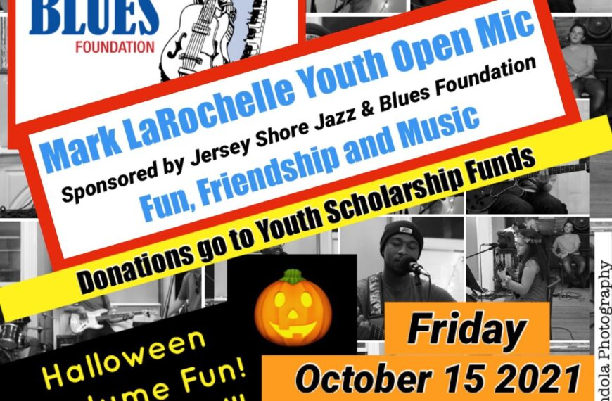 October Youth Open Mic